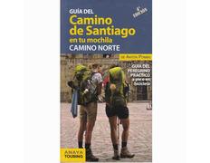 Guía Camino Santiago en tu Mochila. Camino Norte Antón Pombo