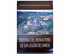 Historia del Monasterio de San Julián de Samos