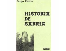 Historia de Sarria - de Diego Pazos