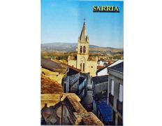 Imán Sarria Iglesia Santa Marina 5,4 x 8 cm