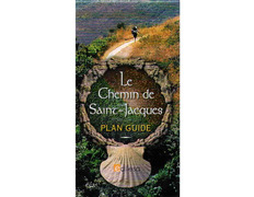 Le Chemin de Saint-Jacques PLAN GUIDE (francés)