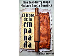 El libro de la empanada - Fina Casaderrey