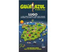Lugo. Guía Azul. Ediciones Gaesa