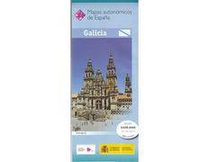 Mapa Autonómico de Galicia 1:250.000