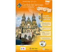 Mapa Camino Santiago por etapas