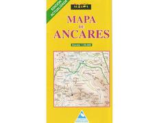 Mapa Ed. Cumio Os Ancares 1:50.000