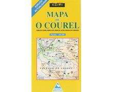 Mapa Ed. Cumio O Caurel 1:50.000