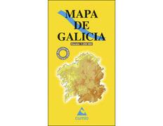 Mapa Galicia 1:250000