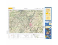 Mapa Sarria 124-1 Escala 1:25.000 IGN
