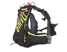 Mochila Grivel Mountain Runner 12 Negro/Amarillo