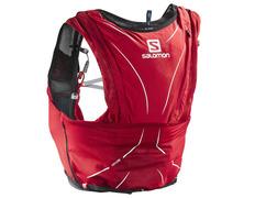 Mochila Salomon Adv Skin 12 Set Rojo