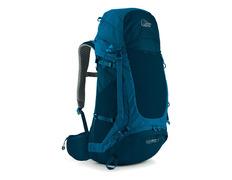 Mochile Lowe Alpine Trek + 45-55 Azul
