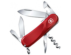 Navaja Victorinox Evolution S101 85 mm 12 usos
