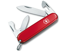 Navaja Victorinox Recruit 10 usos 84 mm