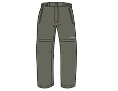 Pantalón Desmontable Trango Idha 720