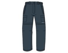 Pantalón Desmontable Trango Sausa 750