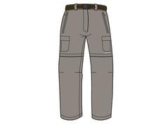 Pantalón Desmontable Trango Sausa 7D0
