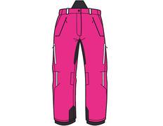 Pantalón Inner Plus Trango Zidra 1PD