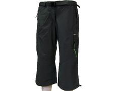 Pantalón Pirata Trango Elbrus Negro 7A0