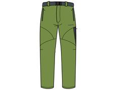 Pantalón Trango Chebika 4L4