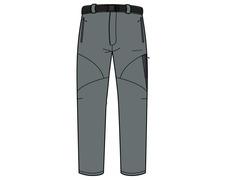Pantalón Trango Chebika 4P4