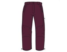 Pantalón Trango Dhala 750