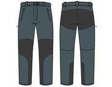 Pantalón Trango Luleya 1D1