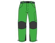 Pantalones Trango Camo 292