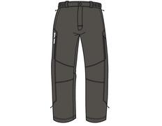 Pantalones Trango Leuk 990