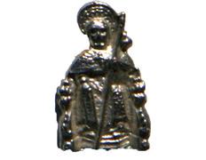 Pin Busto Santiago Apostol Metal