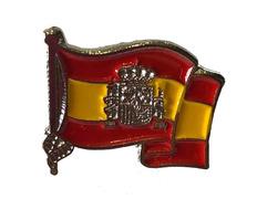 Pin metal bandera de España