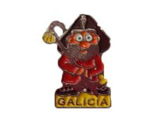 Pin Peregrino Galicia