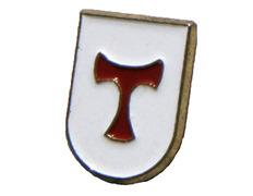 Pin Tau Templarios de Metal