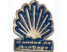 Pin Vieira Azul