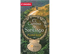 Plano Guía el Camino de Santiago Edilesa