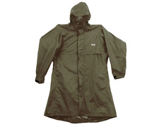 Poncho Altus Atmospheric Nylon Verde