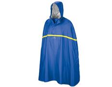 Poncho Ferrino Dryride Azul