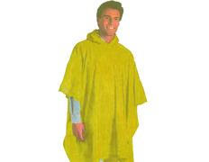 Poncho PVC lateral abierto Amarillo
