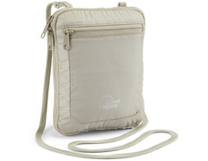 Portadocumentos Lowe Alpine Vertical Passport Beige