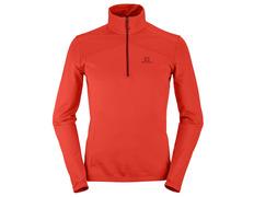 Pullover Salomon Discovery LT HZ Rojo