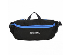 Riñonera Regatta Quito Hip Pack Azul-Negro