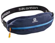 Riñonera Salomon Agile Single Belt Marino/Azul