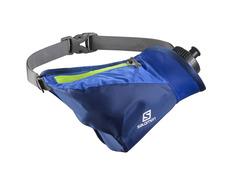 Riñonera Salomon Hydro 45 Compact Belt Azul/Lima