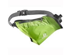 Riñonera Salomon Hydro 45 Compact Belt Verde/Gris