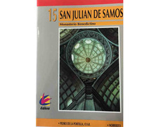 San Julián de Samos, Monasterio Benedictino (Edilesa)