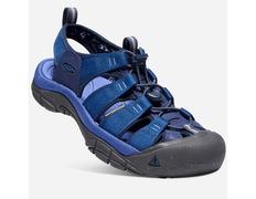 Sandalia Keen Newport Eco Azul