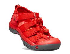 Sandalia Keen Newport H2 Youth Rojo