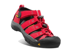 Sandalia Keen Newport H2 Youth Rojo Ribbon