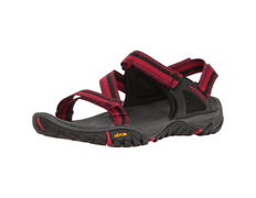 Sandalia Merrell All Out Blaze Web W Rojo/Negro
