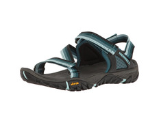 Sandalia Merrell All Out Blaze Web W Turquesa
